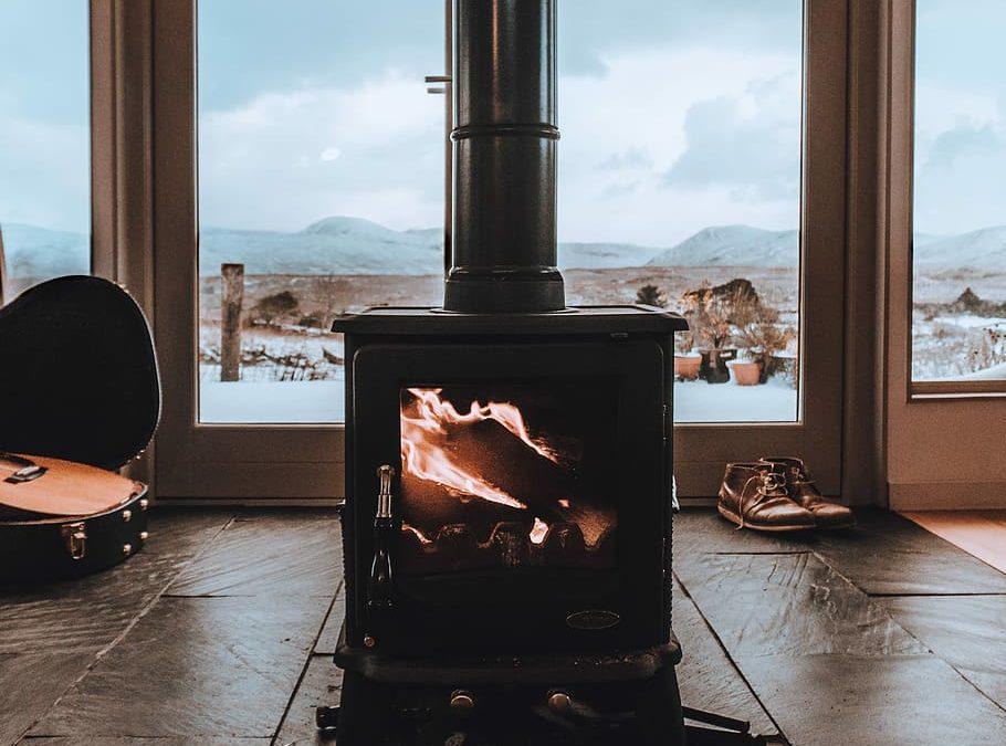 Estufas y braseros, las principales causas de incendios en hogares
