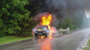 Extintor vehículo