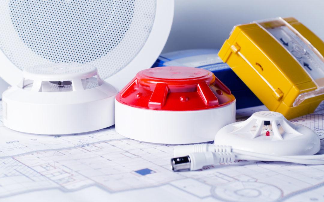 ¿En qué consiste el mantenimiento de sistemas de detección de incendios?