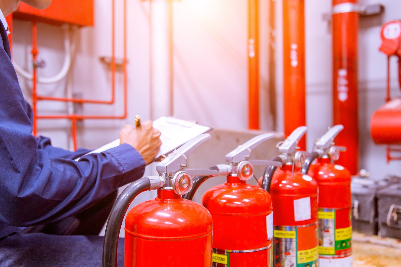 Mantenimiento sistemas detección de incendios