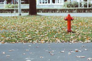 Hodrantes contra incendios